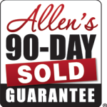 Allen's 90 Day Guarantee